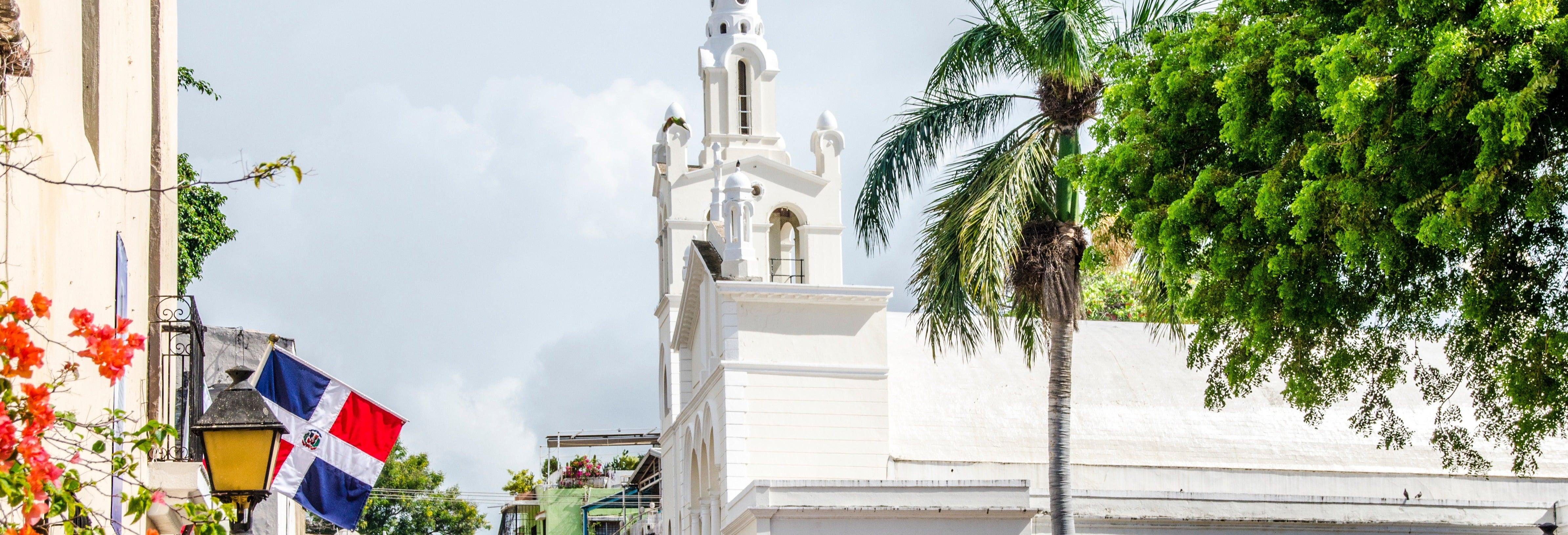 Excursão a Santo Domingo de avião