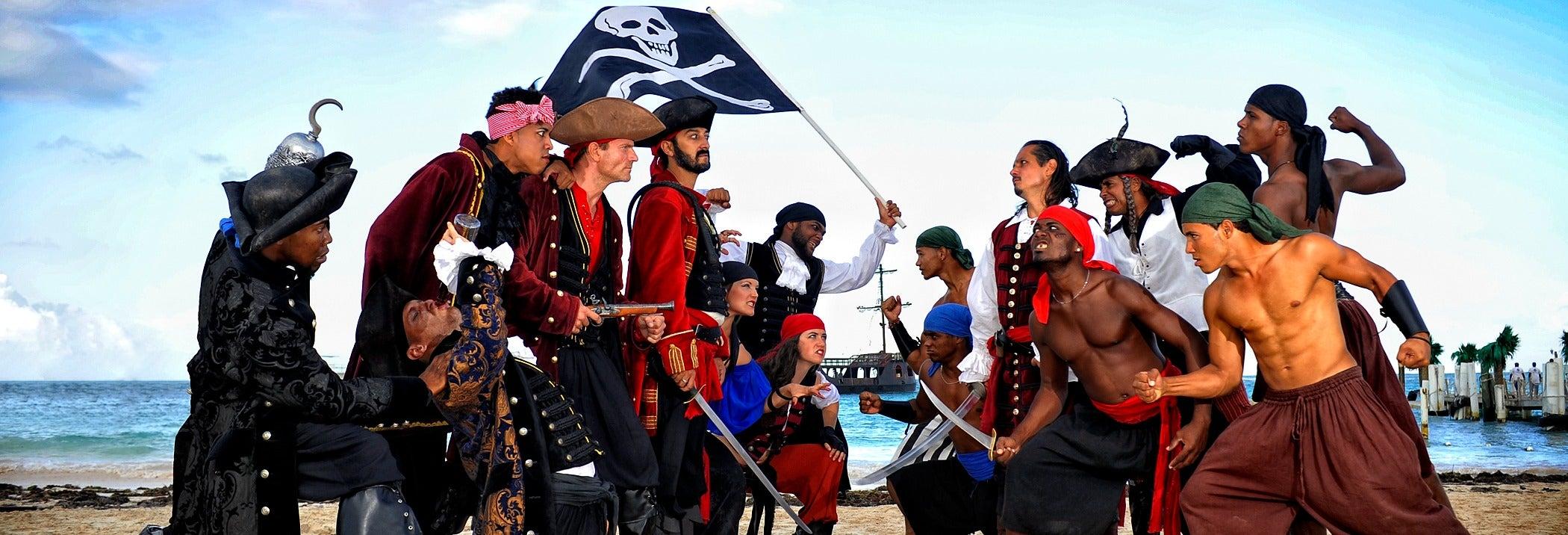 Festa in nave pirata