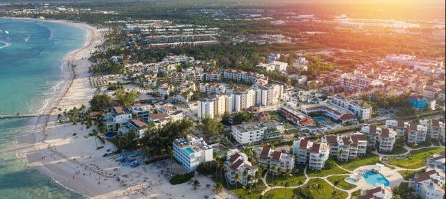 Paseo en helicóptero por Punta Cana