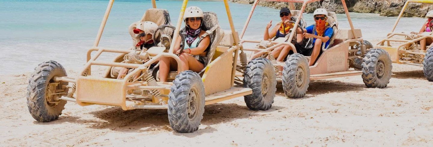 Excursion buggy à Punta Cana