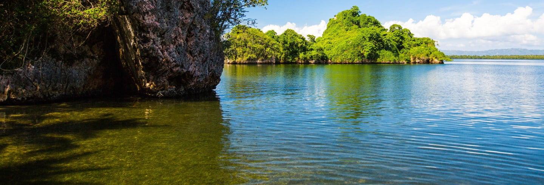 Excursión al Parque Nacional Los Haitises y Cayo Levantado