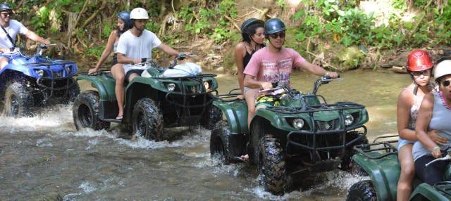 Balade en quad à Samaná