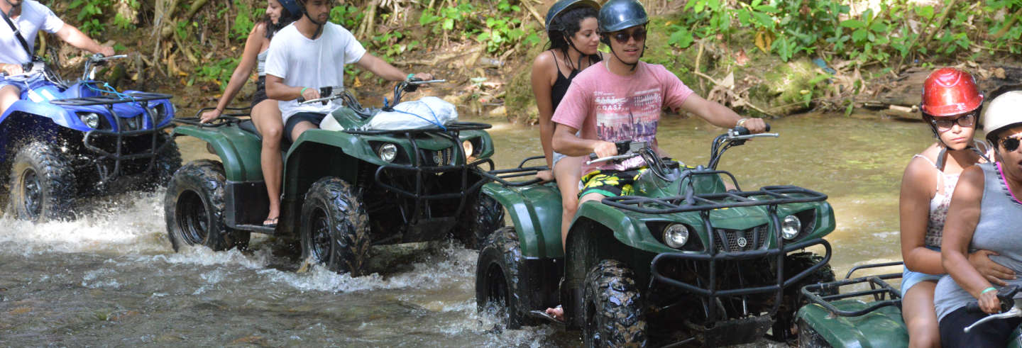 Tour di Samaná in quad