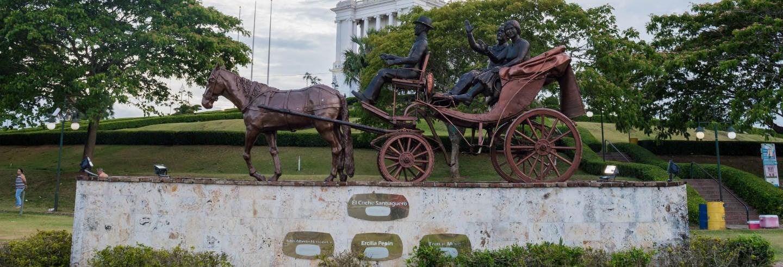 Visita guidata di Santiago de los Caballeros