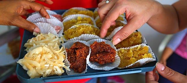 Tour gastronómico por Santo Domingo