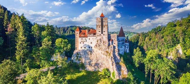 Visita guiada por el castillo de Bran