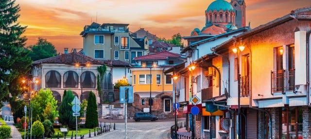 Day Trip to Bulgaria