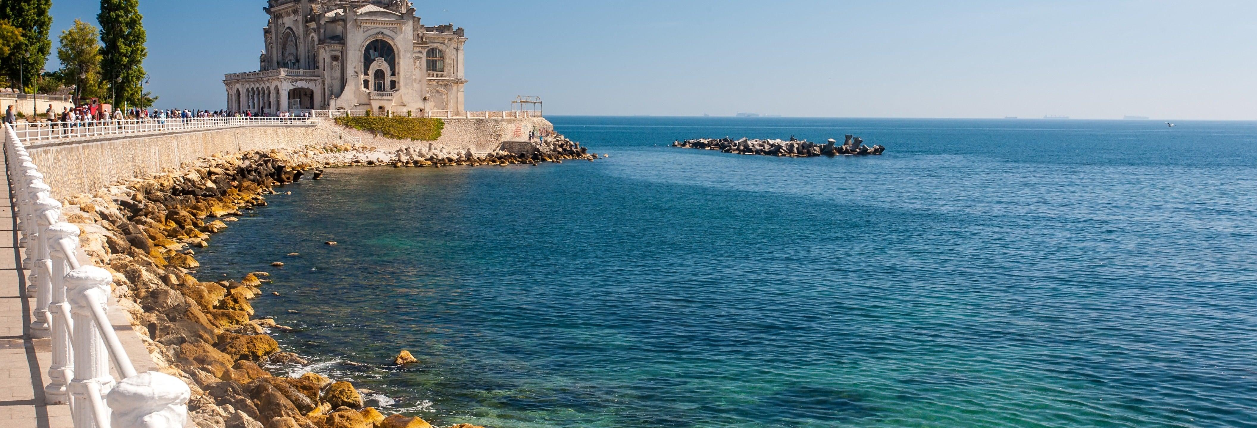 Excursion à la mer Noire