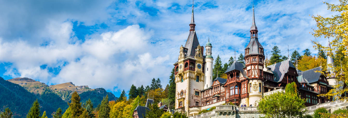Sinaia and Peles Castle Day Trip