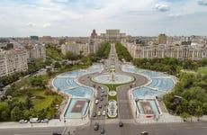 Free tour por Bucarest