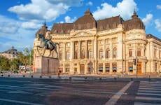 Free tour por el Bucarest de reyes y dictadores