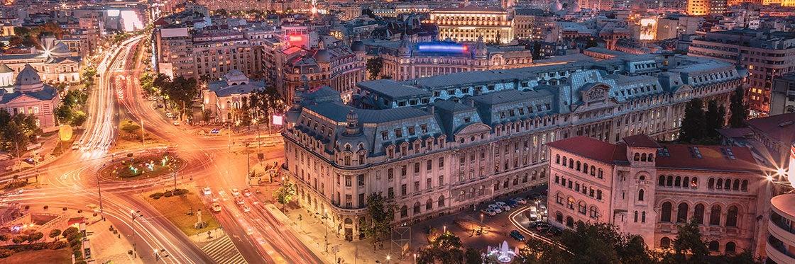 Guía turística de Bucareste