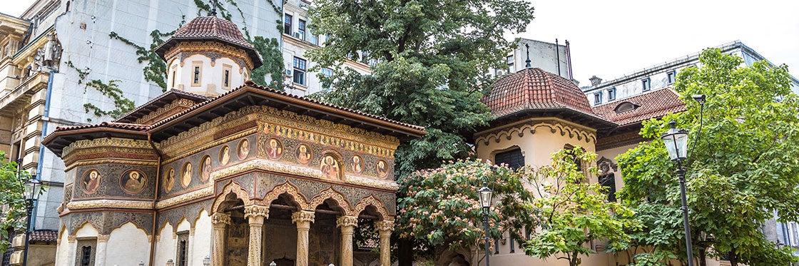 Iglesia Stavropoleos
