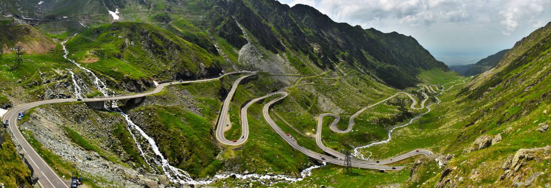 Excursion sur la Route Transfăgărașan