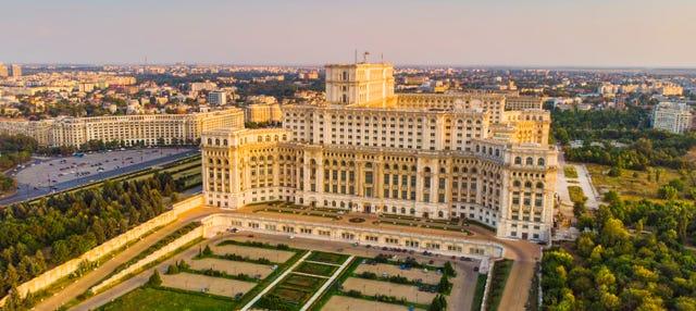 Visite privée de Bucarest avec guide francophone