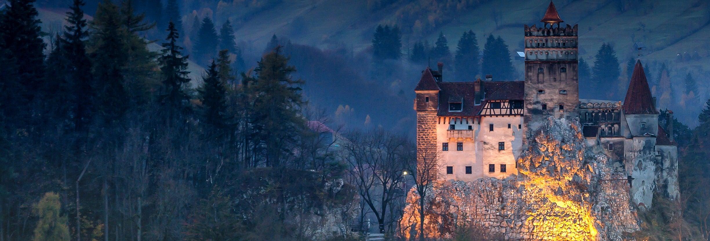 Transylvania 2 Day Tour + Dracula's Castle Halloween Party
