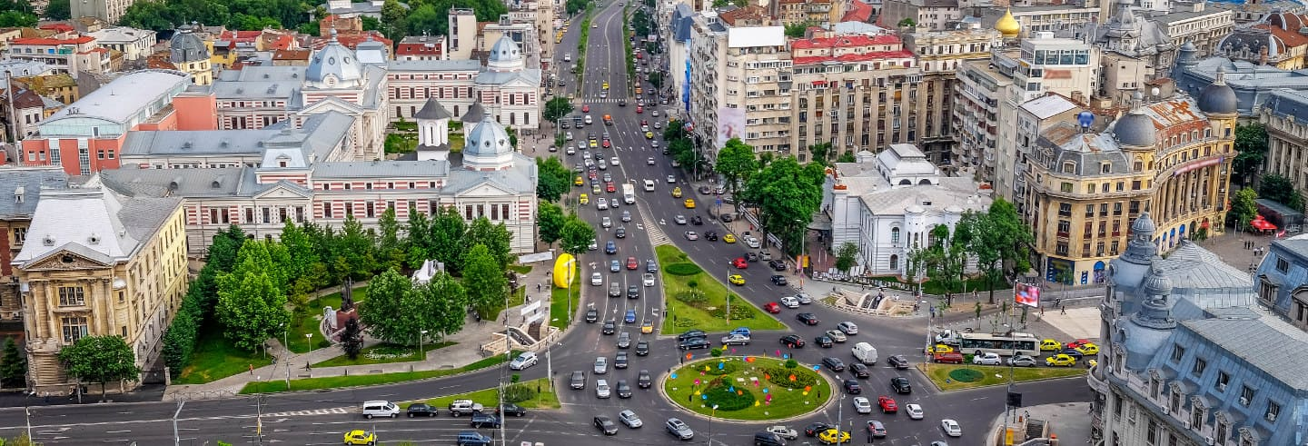 Guided Tour of Bucharest