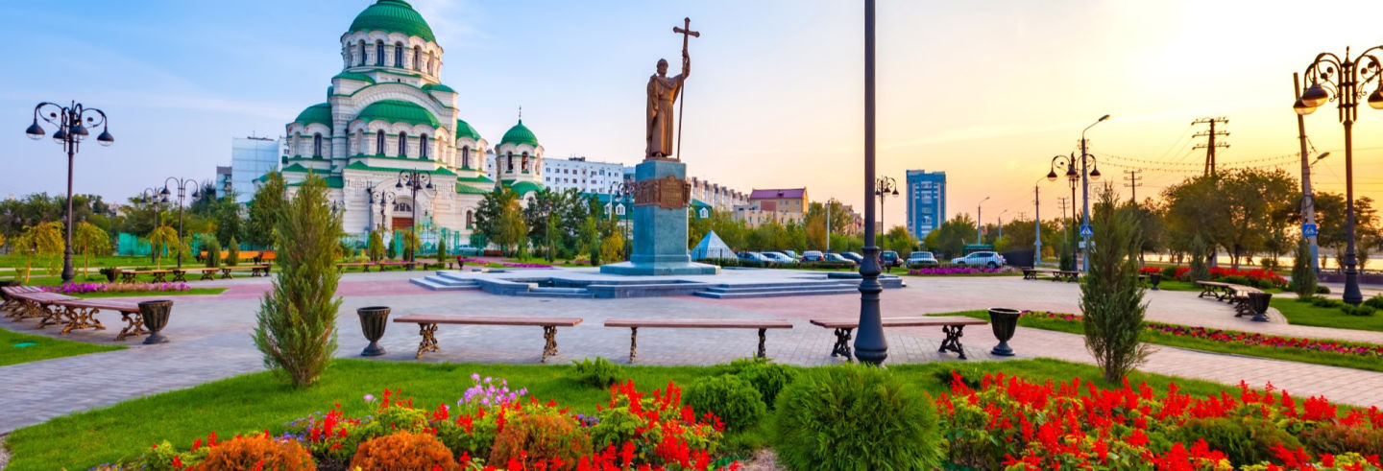Visita guiada privada por Astracán
