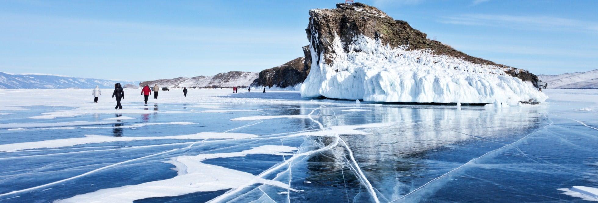 Circuito de invierno por el lago Baikal en 6 días