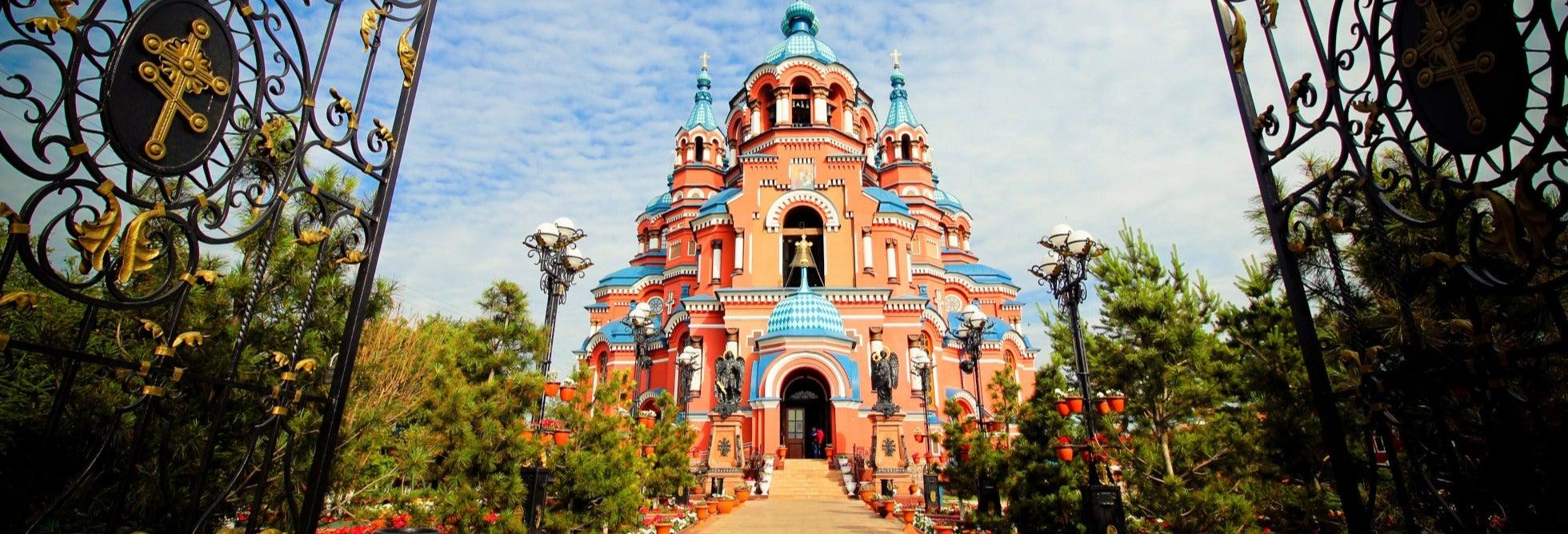 Tour panorámico privado por Irkutsk