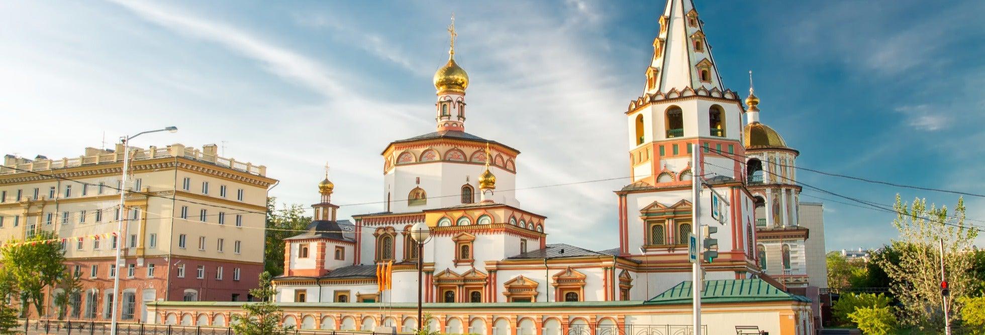 Visita guiada privada por Irkutsk