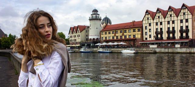 Tour privado por Kaliningrado con guía en español