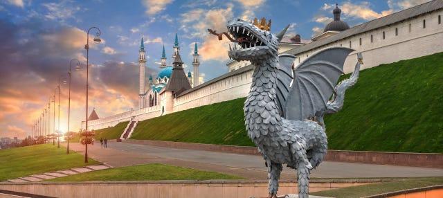 Tour privado por Kazán