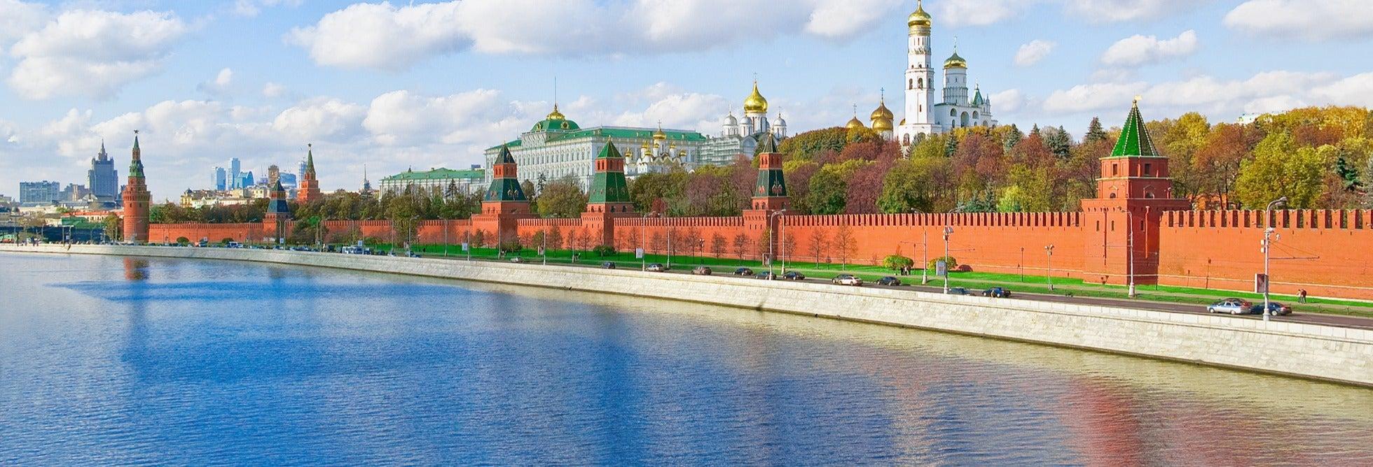 Crucero de 12 días de Moscú a San Petersburgo