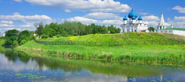 Excursão a Suzdal e Vladimir