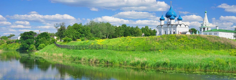 Excursión privada a Súzdal y Vladímir
