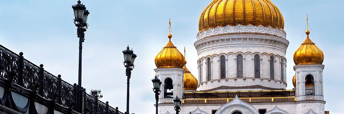 Catedral Cristo Salvador de Moscou
