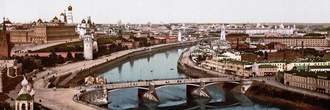 História de Moscou