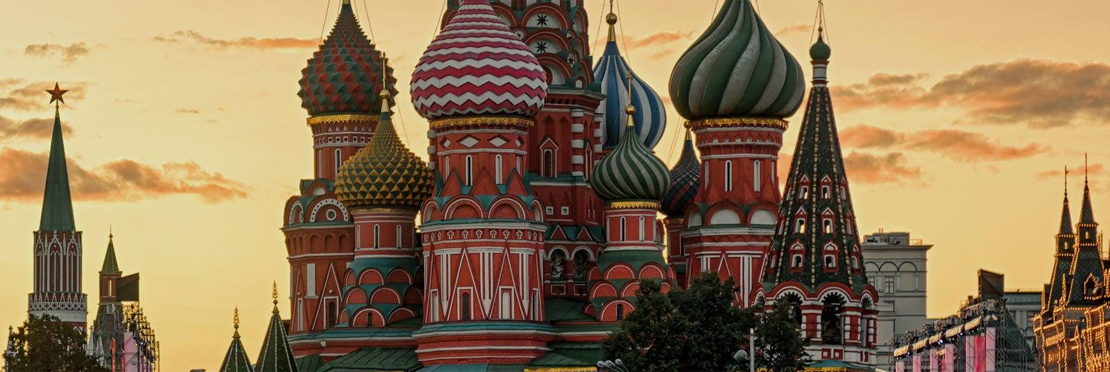 Guía turística de Moscou