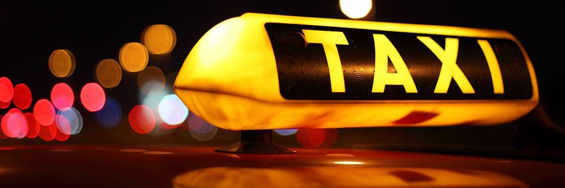 Táxis em Moscou