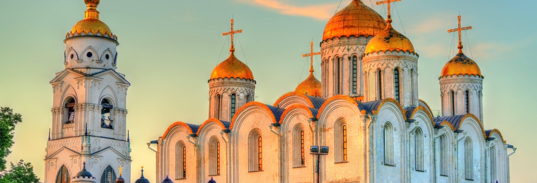 Circuit de 10 jours à Moscou, Saint-Pétersbourg et Anneau d'Or