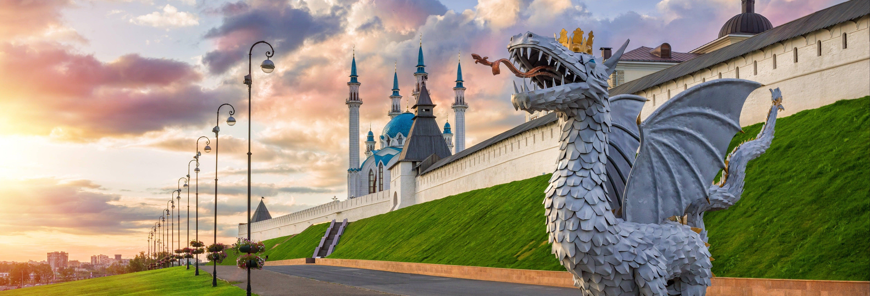 Tour de 6 días por Kazán y Ekaterimburgo