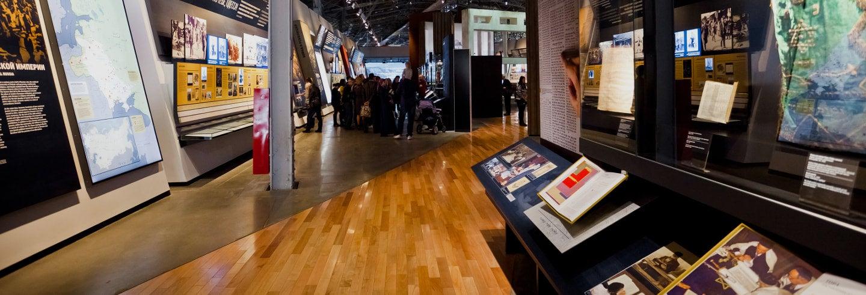 Tour privado por el Museo Judío y Centro de la Tolerancia