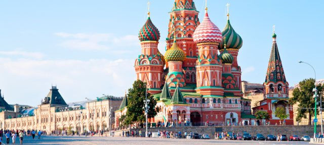 Private Tour of Moscow