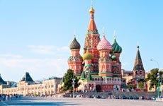 Tour privado por Moscú con guía en español
