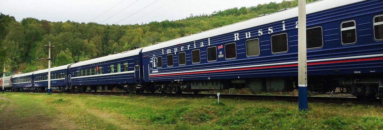 Transiberiano Moscou-Pequim em trem de luxo