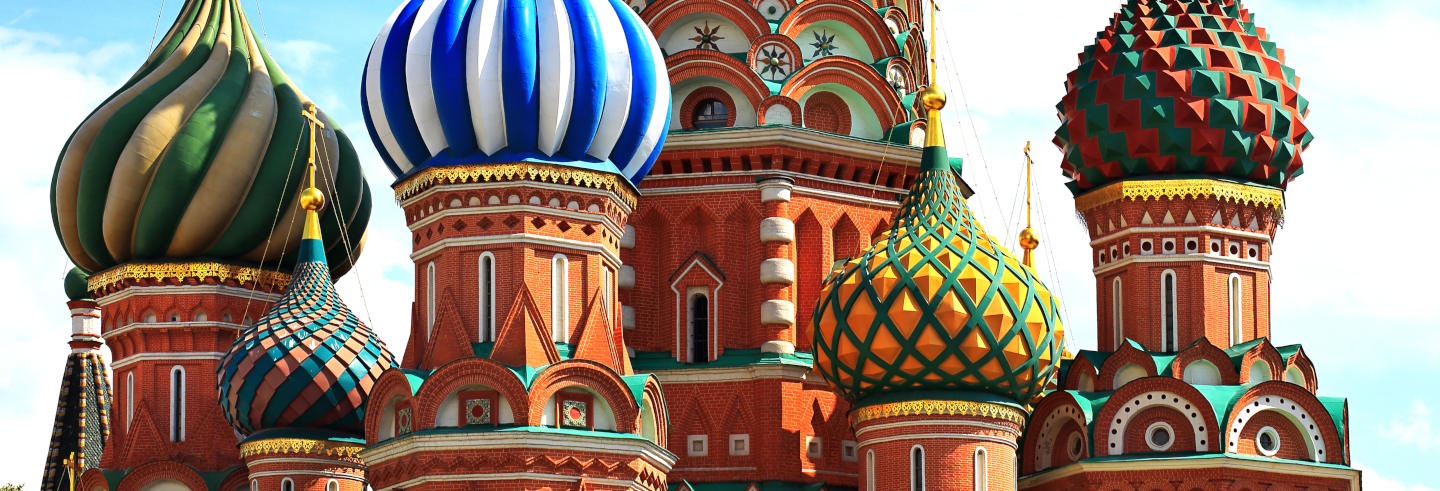 Saint Basil's Cathedral Guided Tour
