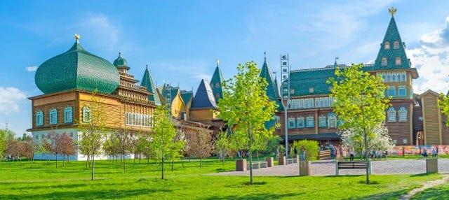 Kolomenskoe & Tsaritsino Guided Tour