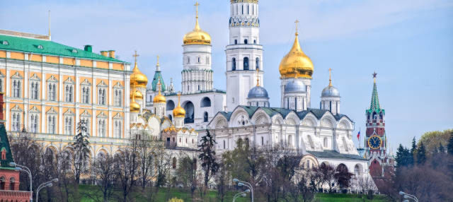 Visita guiada por el Kremlin