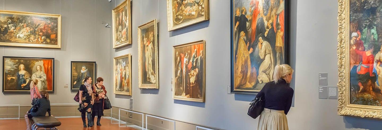 Visite guidée du musée Pouchkine