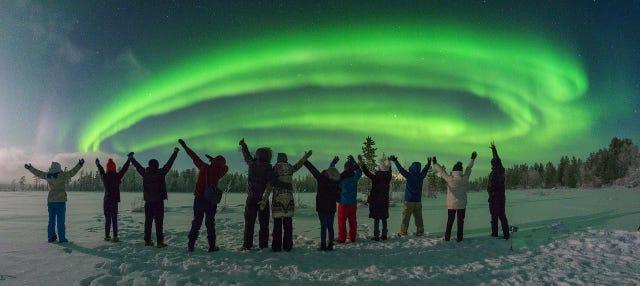 Tour de 3 días de la aurora boreal