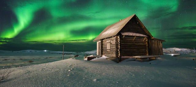 Tour de 4 días de la aurora boreal