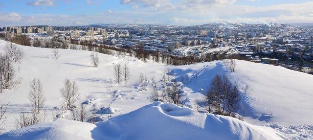 Visita guiada privada por Múrmansk