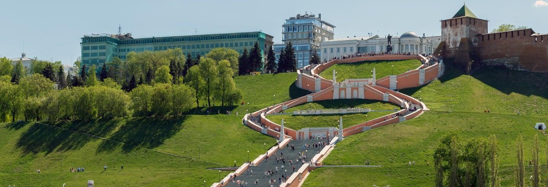 Tour por el este de Nizhni Nóvgorod