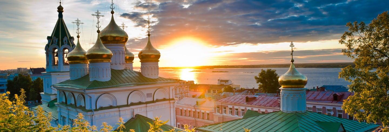 Tour por el oeste de Nizhni Nóvgorod