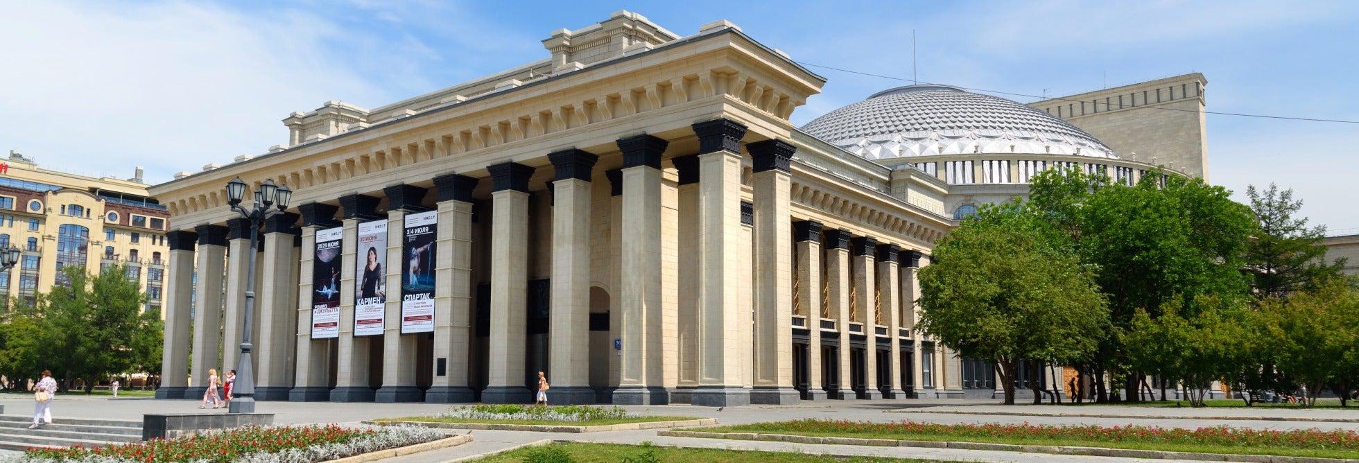 Tour privado por Novosibirsk
